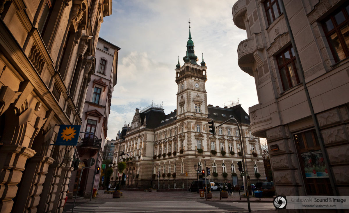 3-005; Bielsko-Biała, Ratusz (fot. KGrabowski)