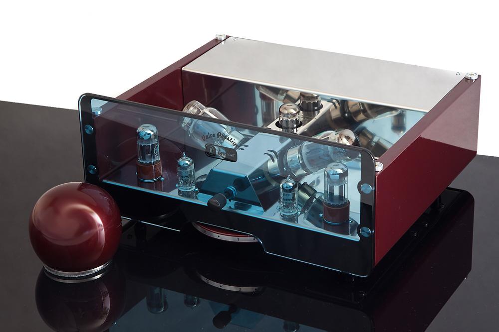 Egg-Shell Wzmacniacze lampowe stereo