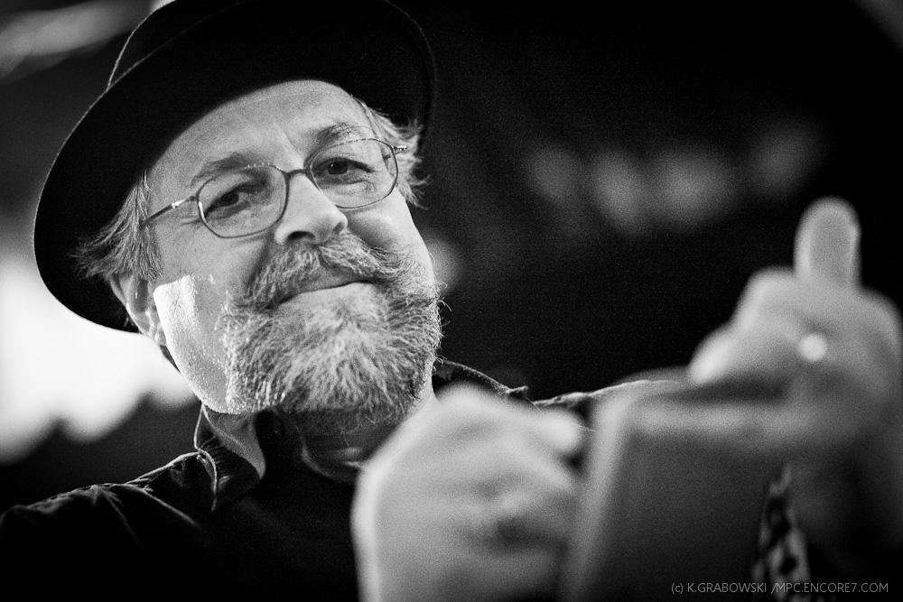 Joe Lovano (fot.: K.Grabowski)