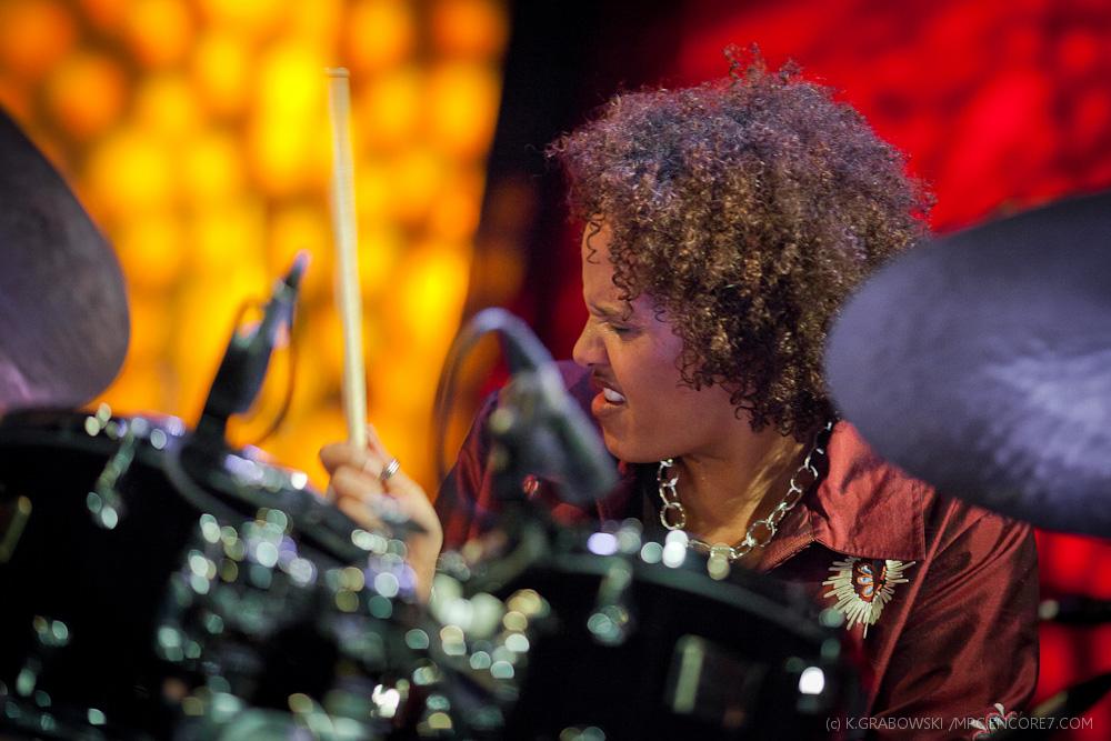 Terri Lyne Carrington (fot.: K.Grabowski)