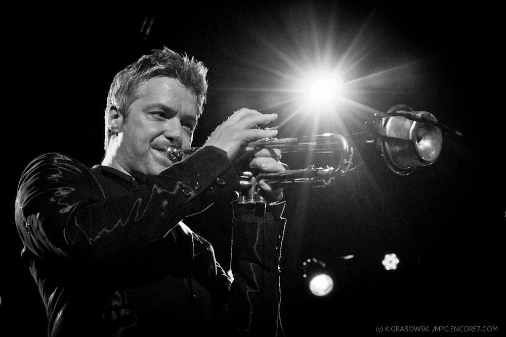 Chris Botti (fot.: K.Grabowski)