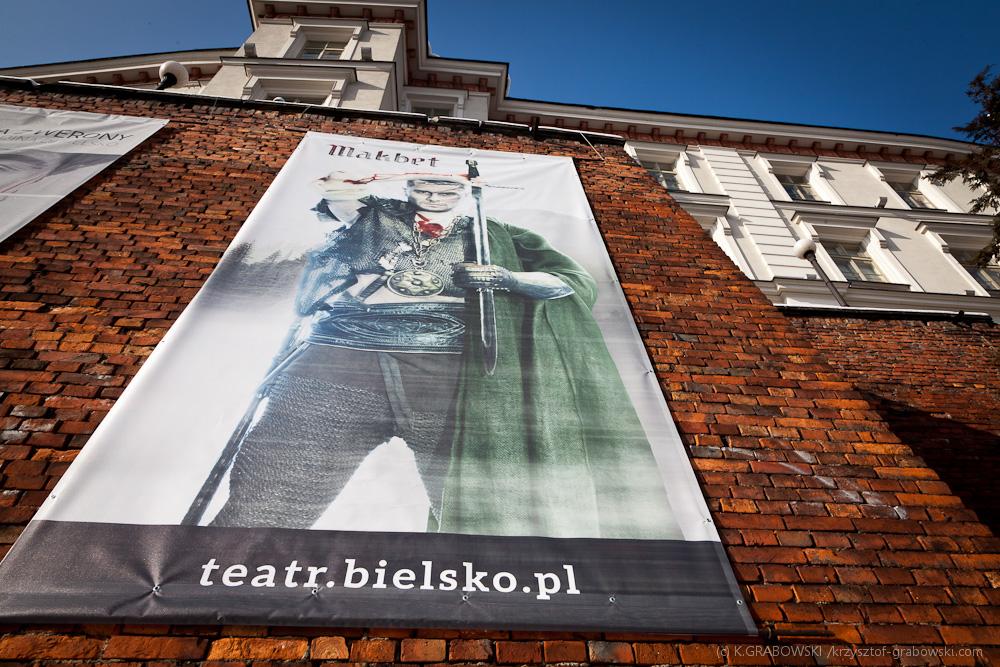 Teatr Polski Bielsko-Biała fot. Krzysztof Grabowski