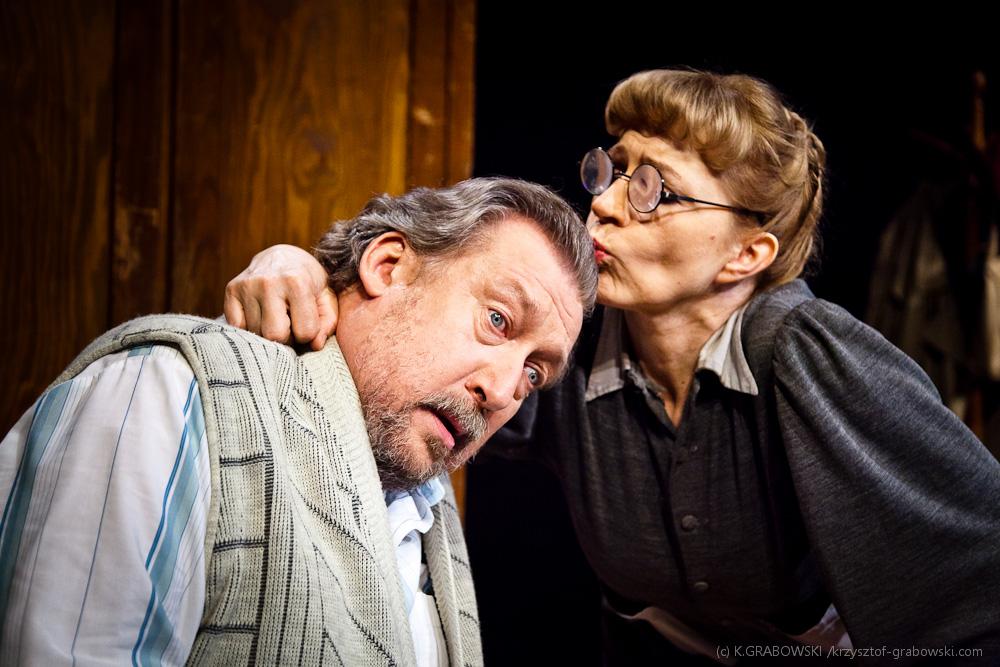 Teatr Polski BB, Proszę zrób mi dziecko, fot. Krzysztof Grabowski