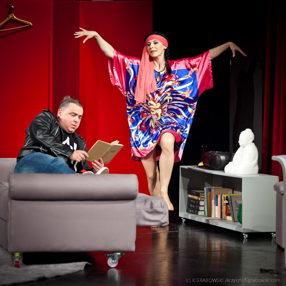 Teatr Polski BB, Z twoją córką nigdy, fot. Krzysztof Grabowski