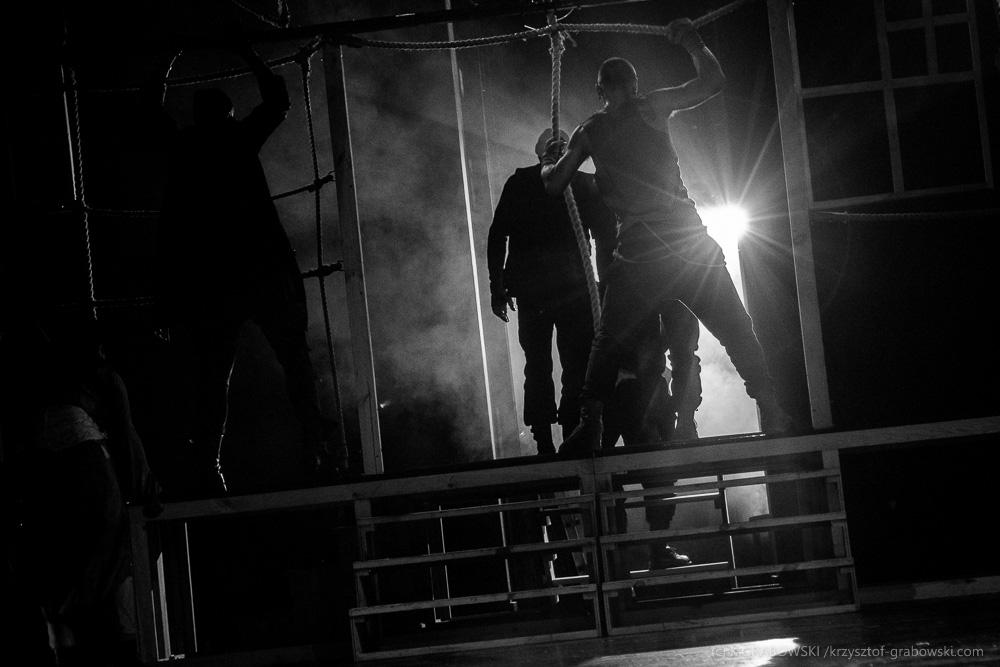Teatr Polski BB, Człowiek z La Manczy, fot. Krzysztof Grabowski