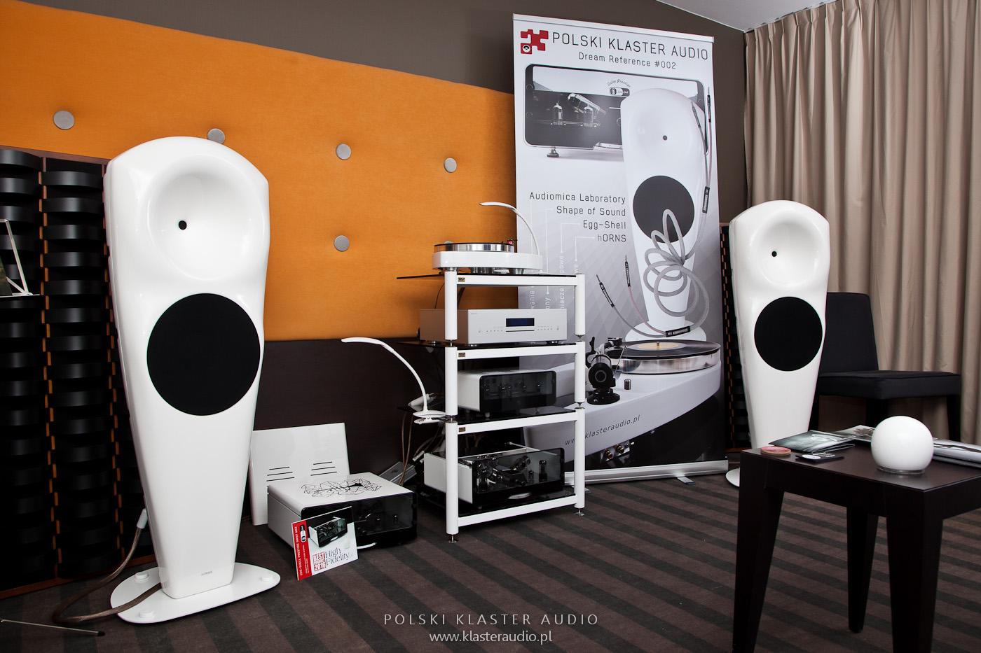 Polski Klaster Audio sprzedaż zestawów stereo